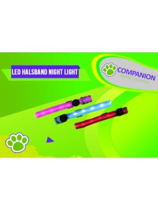 LED Halsband Night Light